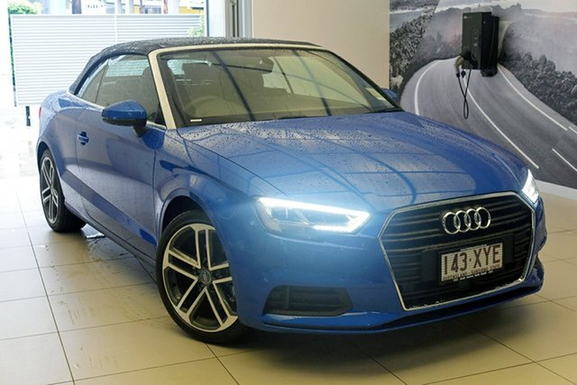 Demonstrator, Demo, Near New Audi A3, Southport, 2017 Audi A3 Cabriolet
