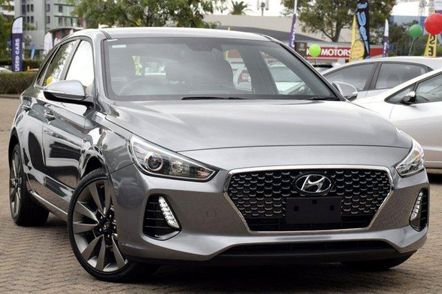 New Hyundai i30 SR D-CT, Cheltenham, 2018 Hyundai i30 SR D-CT Hatchback