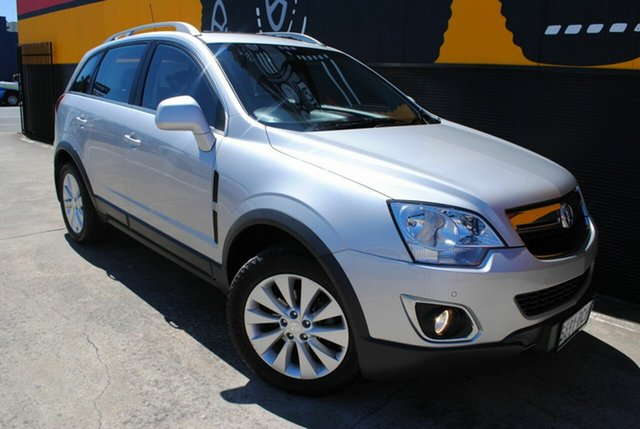 Used Holden Captiva 5 LT, Melrose Park, 2014 Holden Captiva 5 LT Wagon