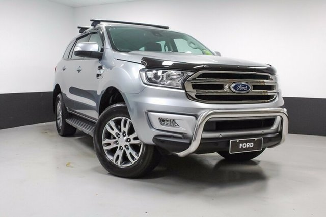 Used Ford Everest Trend RWD, Hamilton, 2016 Ford Everest Trend RWD Wagon