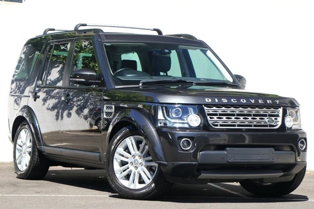 Discounted Used Land Rover Discovery SDV6 HSE, Malvern, 2014 Land Rover Discovery SDV6 HSE Wagon