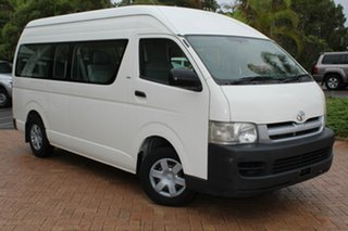 Used Toyota Hiace Commuter High Roof Super LWB, Bokarina, 2007 Toyota Hiace Commuter High Roof Super LWB TRH223R Bus