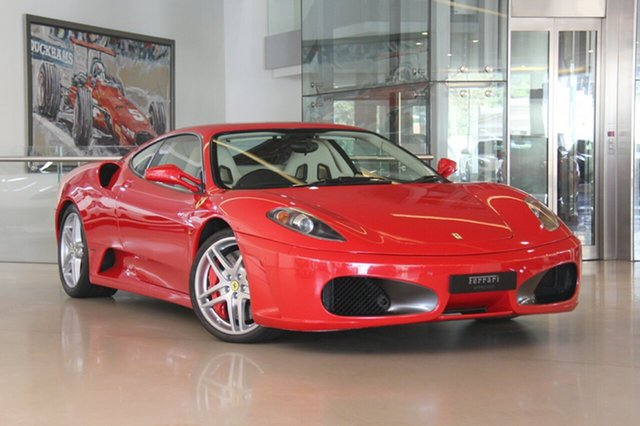 Used Ferrari F430 F1, Waterloo, 2007 Ferrari F430 F1 Coupe