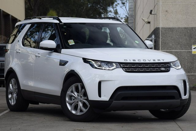New Land Rover Discovery SD4 SE (177KW), Concord, 2018 Land Rover Discovery SD4 SE (177KW) Wagon