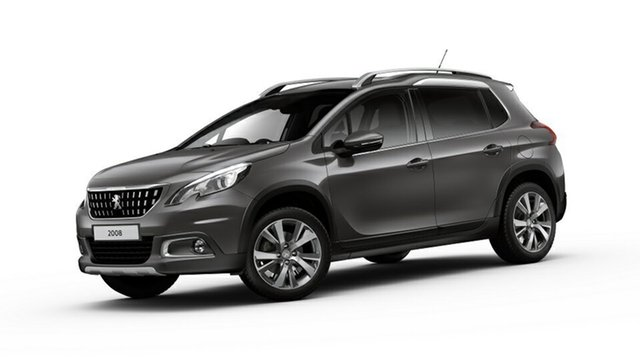 Demonstrator, Demo, Near New Peugeot 2008 Active, Nambour, 2017 Peugeot 2008 Active A94 MY18 Wagon