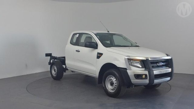 Used Ford Ranger XL 3.2 (4x4), Altona North, 2013 Ford Ranger XL 3.2 (4x4) Super Cab Chassis