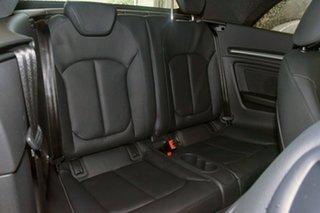 2017 Audi A3 Cabriolet.