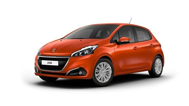 Demonstrator, Demo, Near New Peugeot 208 Active, Nambour, 2017 Peugeot 208 Active A9 MY18 Hatchback