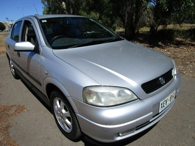 Used Holden Astra Equipe City, Mile End, 2002 Holden Astra Equipe City Hatchback