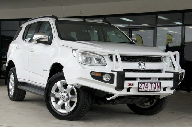 Used Holden Colorado 7 LTZ, Bowen Hills, 2013 Holden Colorado 7 LTZ Wagon