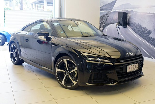 Demonstrator, Demo, Near New Audi TT, Southport, 2017 Audi TT Coupe