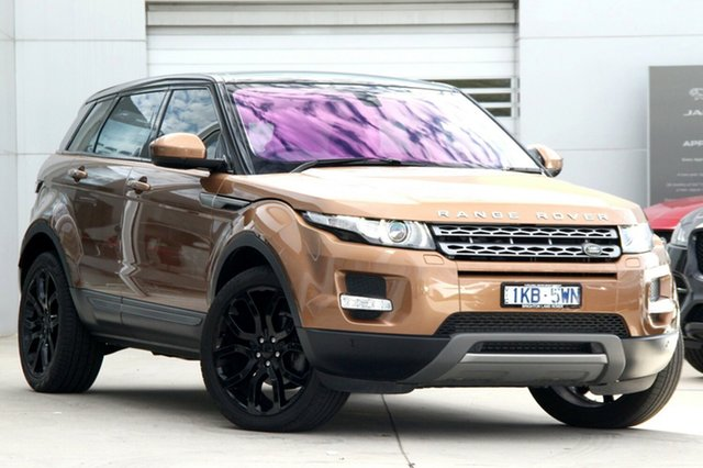 Discounted Used Land Rover Range Rover Evoque TD4 Pure Tech, Gardenvale, 2014 Land Rover Range Rover Evoque TD4 Pure Tech Wagon
