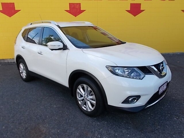 Discounted Used Nissan X-Trail ST-L X-tronic 2WD, Winnellie, 2014 Nissan X-Trail ST-L X-tronic 2WD Wagon