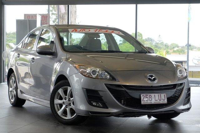 Used Mazda 3 Maxx Activematic Sport, Moorooka, Brisbane, 2009 Mazda 3 Maxx Activematic Sport Sedan