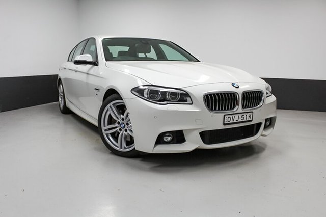 Used BMW 535D M Sport Steptronic, Hamilton, 2014 BMW 535D M Sport Steptronic Sedan