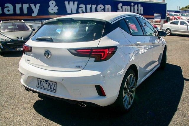 Used Holden Astra RS-V, Oakleigh, 2017 Holden Astra RS-V BK MY17 Hatchback