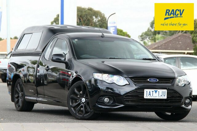 Used Ford Falcon XR6 Ute Super Cab, Hoppers Crossing, 2013 Ford Falcon XR6 Ute Super Cab Utility
