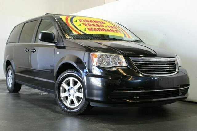 Discounted Used Chrysler Grand Voyager LX, Underwood, 2012 Chrysler Grand Voyager LX Wagon