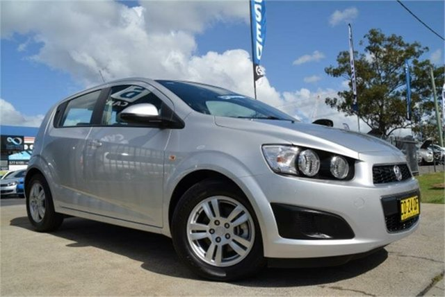 Used Holden Barina CD, Mulgrave, 2016 Holden Barina CD Hatchback