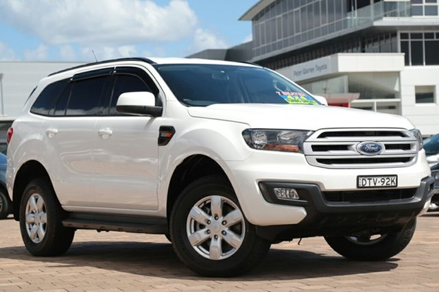 Discounted Used Ford Everest Ambiente 4WD, Warwick Farm, 2017 Ford Everest Ambiente 4WD SUV