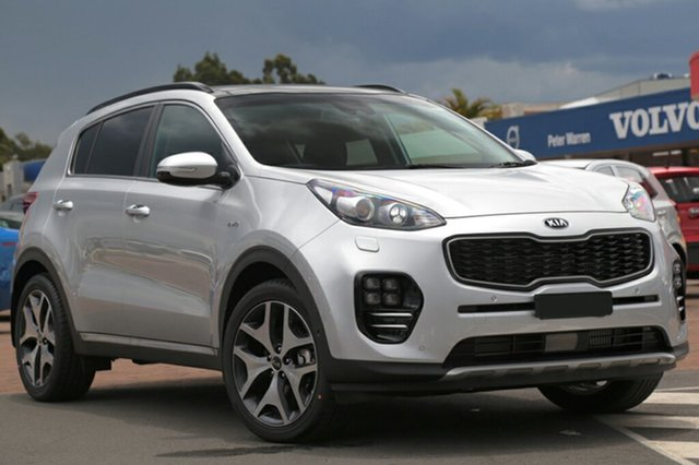 Demonstrator, Demo, Near New Kia Sportage GT-Line AWD, Southport, 2017 Kia Sportage GT-Line AWD SUV