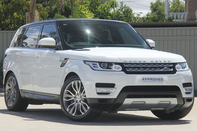 Land Rover Range Rover Sport SDV6 CommandShift HSE, Blakehurst, 2015 Land Rover Range Rover Sport SDV6 CommandShift HSE Wagon