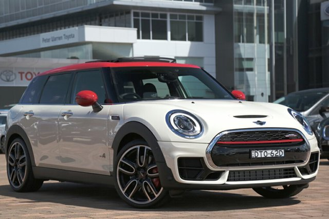 Discounted Used Mini Clubman John Cooper Works Steptronic ALL4, Warwick Farm, 2017 Mini Clubman John Cooper Works Steptronic ALL4 Wagon