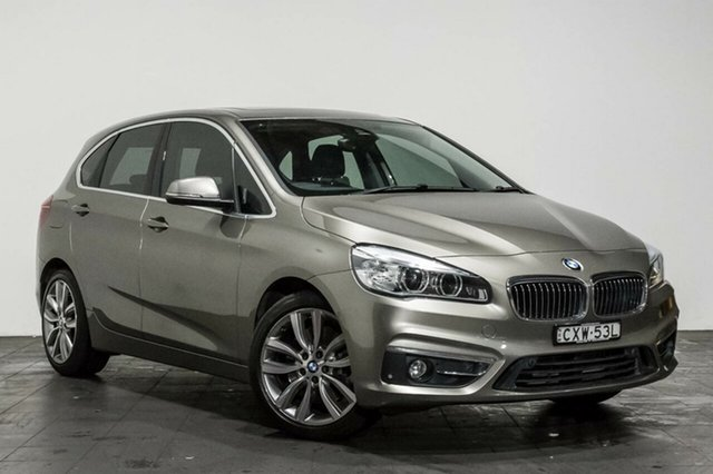 Used BMW 225I Luxury Line Active Tourer, Rozelle, 2014 BMW 225I Luxury Line Active Tourer Hatchback