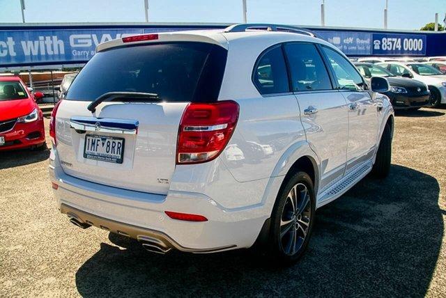 Demonstrator, Demo, Near New Holden Captiva 7 LTZ (AWD), Oakleigh, 2017 Holden Captiva 7 LTZ (AWD) CG MY18 Wagon