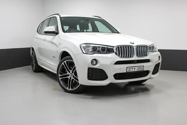 Used BMW X3 xDrive30d Steptronic, Hamilton, 2017 BMW X3 xDrive30d Steptronic Wagon
