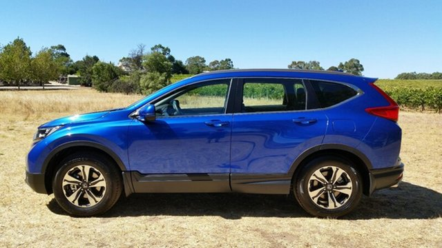 Demonstrator, Demo, Near New Honda CR-V VTi FWD, Tanunda, 2018 Honda CR-V VTi FWD Wagon