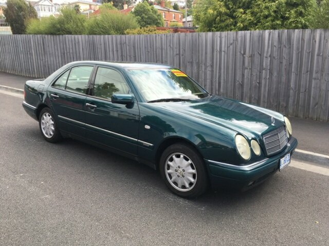 Used Mercedes-Benz E230 Elegance, North Hobart, 1997 Mercedes-Benz E230 Elegance Sedan