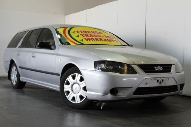 Discounted Used Ford Falcon XT (LPG), Underwood, 2007 Ford Falcon XT (LPG) Wagon