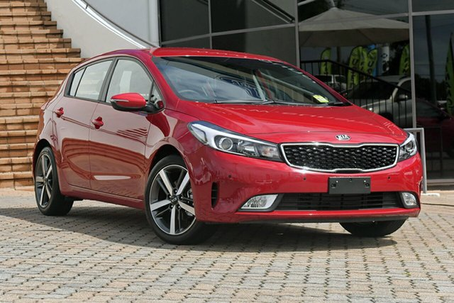 Discounted New Kia Cerato Sport, Southport, 2017 Kia Cerato Sport Hatchback
