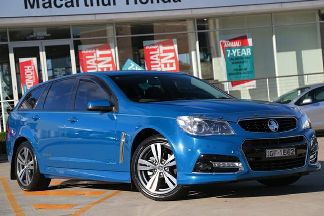 Used Holden Commodore SV6 Sportwagon Storm, Narellan, 2014 Holden Commodore SV6 Sportwagon Storm Wagon