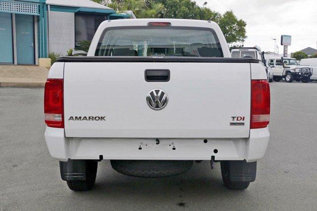 Used Volkswagen Amarok TDI420 4Motion Perm, Acacia Ridge, 2014 Volkswagen Amarok TDI420 4Motion Perm 2H MY14 Utility