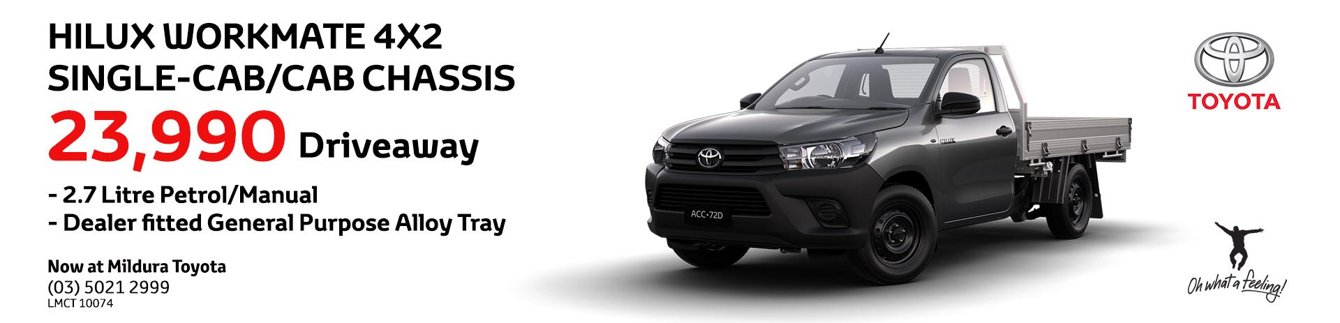 Mildura Toyota | Hilux 4x2