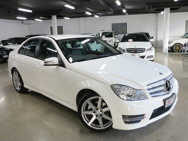 Used Mercedes-Benz C200 Avantgarde 7G-Tronic +, Albion, 2014 Mercedes-Benz C200 Avantgarde 7G-Tronic + Sedan