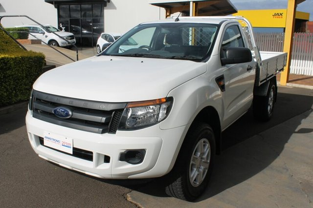 Used Ford Ranger XL, Toowoomba, 2013 Ford Ranger XL Cab Chassis