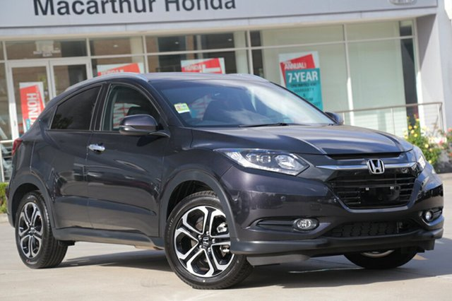 Discounted Demonstrator, Demo, Near New Honda HR-V VTi-L, Narellan, 2017 Honda HR-V VTi-L SUV