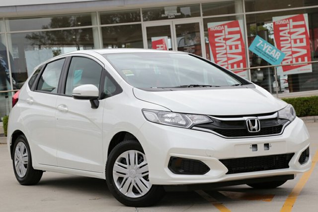Discounted Demonstrator, Demo, Near New Honda Jazz VTi, Narellan, 2018 Honda Jazz VTi Hatchback