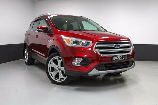 Used Ford Escape Titanium AWD, Rutherford, 2016 Ford Escape Titanium AWD Wagon