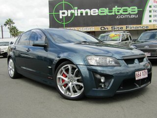 2008 Holden Special Vehicles GTS Sedan.