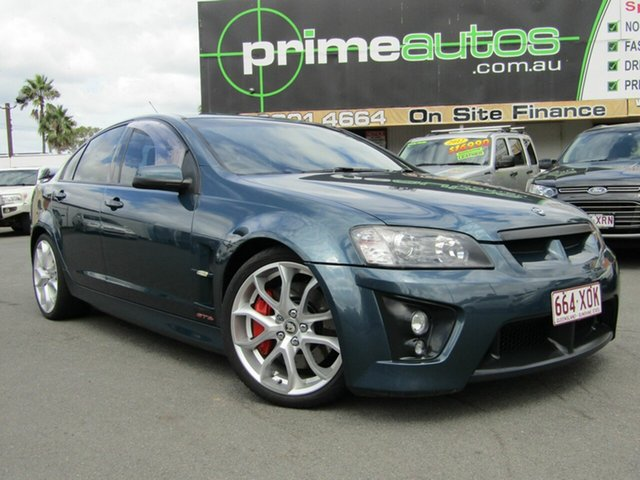 Discounted Used Holden Special Vehicles GTS, Loganholme, 2008 Holden Special Vehicles GTS Sedan
