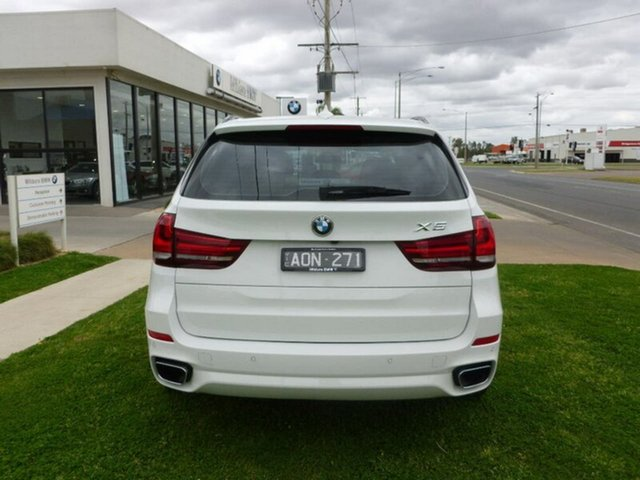 Demonstrator, Demo, Near New BMW X5 xDrive30d, 2017 BMW X5 xDrive30d F15 Wagon