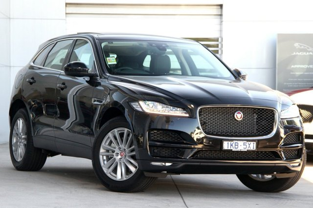 Discounted Demonstrator, Demo, Near New Jaguar F-PACE 30d AWD Portfolio, Gardenvale, 2018 Jaguar F-PACE 30d AWD Portfolio Wagon