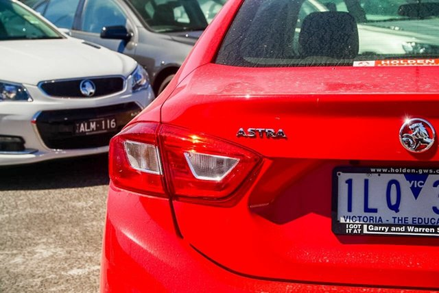 Demonstrator, Demo, Near New Holden Astra LS, Oakleigh, 2017 Holden Astra LS BL MY17 Sedan