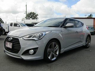2012 Hyundai Veloster SR Turbo Coupe.
