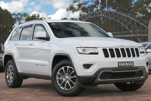 Used Jeep Grand Cherokee Laredo 4x2, Warwick Farm, 2014 Jeep Grand Cherokee Laredo 4x2 SUV
