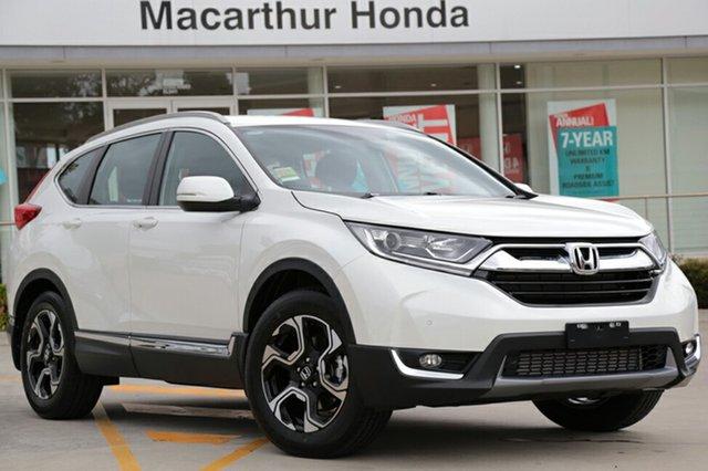 Discounted Demonstrator, Demo, Near New Honda CR-V VTi-LX 4WD, Southport, 2017 Honda CR-V VTi-LX 4WD SUV